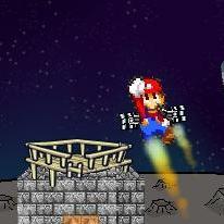 Mario Lost in Space