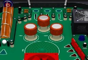 Short Circuit Pinball