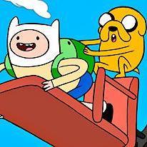 Adventure Time: Finn Up!
