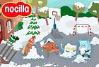 Nocilla Snowballs