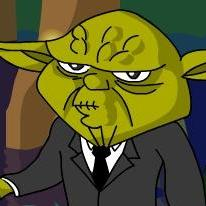 Yoda Dress Up