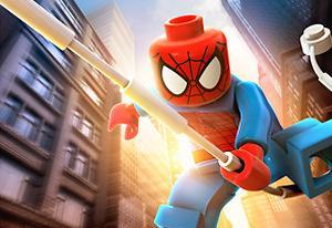 Lego Marvel: Ultimate Spider Man - Juega gratis online en ...