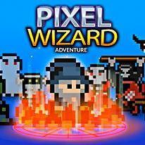 Pixel Wizard Adventure
