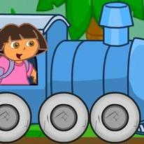 dora-train-express-game