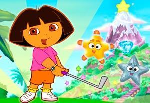 Dora s Star Mountain MiniGolf