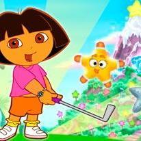 Dora's Star Mountain MiniGolf