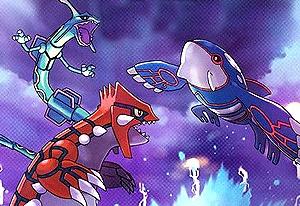 Pokémon Ruby Destiny: Reign of Legends