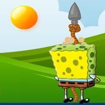 bob-esponja-stone-arrow