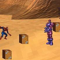 Spiderman Heroes Defence