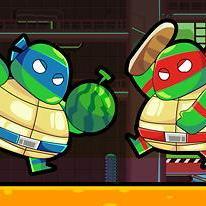 Ninja Turtles Hostage Rescue