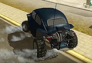 Buggy Simulator