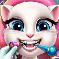 kitty-real-dentist