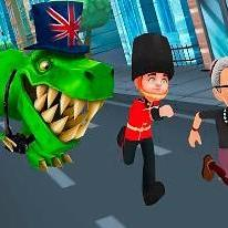 Angry Gran Run: London