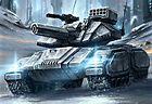 TANKS: Sci-Fi Battle