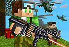 Combat Pixel Arena 3D: Fury Man