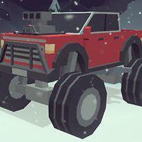 3D Monster Truck Icyroads