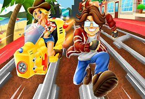Rail Blazers: Endless Runner