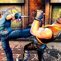 Street Fighter Madness
