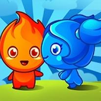 Fire Hero and Water Princess