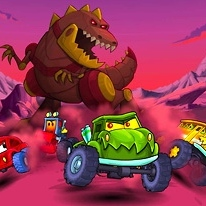 Car Eats Car: Evil Cars!