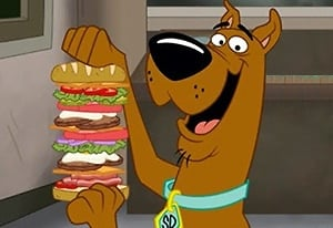 Scooby-Doo: Sandwich Stack