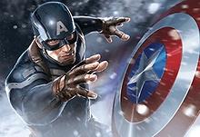 Captain America: Shield Strike