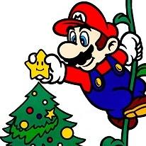 Mario Saves Christmas
