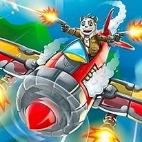 Panda Commander: Air Combat