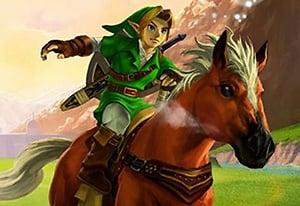The Legend of Zelda Ocarina Of Time: Master Quest