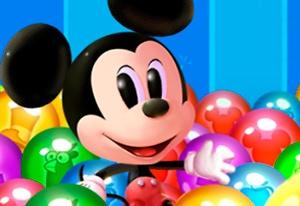 Disney Bubble Burst