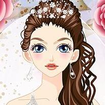 The Most Beatiful Bride Dress Up
