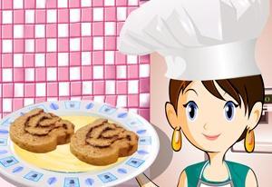 Sara's Cooking Class: Jam Roly Poly
