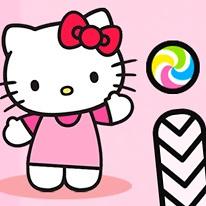 Hello Kitty Pinball