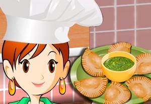 Sara's Cooking Class: Empanadas