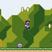 New Super Mario World I