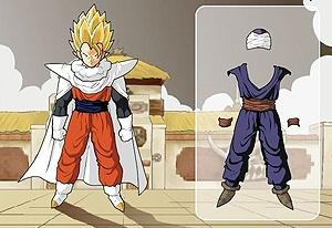 Dragon Ball Dress Up